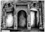 Пл. Ринок, 2, кін. XVI ст.<br />             Головний фасад, перший поверх, портали.<br />             02.06.1999