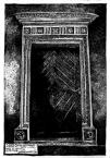 Чорна кам'яниця. Ринок, 4.<br />             Портал у сінях, вхід до крамниці.<br />             21.02.1999