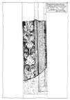 Різьблена кам'яна деталь дверей або віконних пройм львівських кам'яниць.<br />             15.05.1999