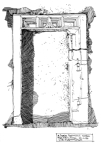 Готичний портал будинку №18,<br />             пл. Ринок.<br />             27.11.1996