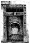 Портал будинку №18,<br />             вул. Братів Рогатинців. Середмістя.<br />             25.05.1999
