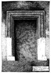 Портал у сінях будинку №17<br />             на площі Ринок.<br />             06.12.1998