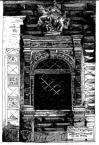 Чорна кам'яниця. Ринок, 4.<br />             Вікно у крамницю. Портал вікна в рівні першого поверху.<br />             30.03.1999