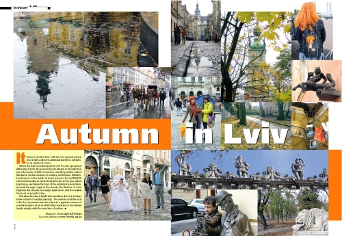 Autumn in Lviv